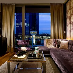 The Fullerton Bay Hotel Singapore спа