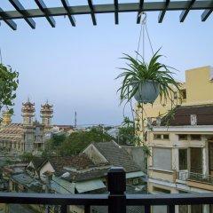 Отель Smart Garden Homestay балкон