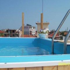 Hotel Ines Поморие бассейн