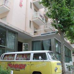 Jammin' Rimini Backpackers Hotel Римини городской автобус
