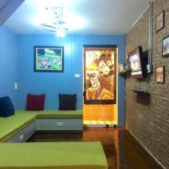 Отель Baan Chanasongkram Таиланд, Бангкок - отзывы, цены и фото номеров - забронировать отель Baan Chanasongkram онлайн комната для гостей фото 5