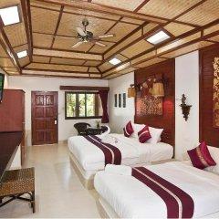 Отель Friendship Beach Resort & Atmanjai Wellness Centre 3* Стандартный номер с разными типами кроватей фото 4