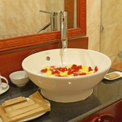 Thien Thanh Green View Boutique Hotel ванная фото 2