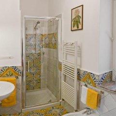 Отель Il Glicine sul Golfo Италия, Палермо - отзывы, цены и фото номеров - забронировать отель Il Glicine sul Golfo онлайн ванная фото 2