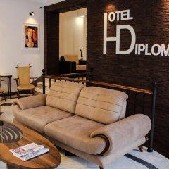 Отель Дипломат интерьер отеля фото 3