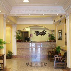 Hotel Don Luis Мадрид интерьер отеля фото 2