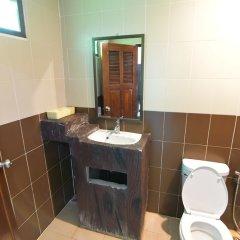 Отель Rubber Tree Resort Таиланд, Ланта - отзывы, цены и фото номеров - забронировать отель Rubber Tree Resort онлайн ванная фото 2