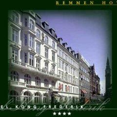 First Hotel Kong Frederik фото 17