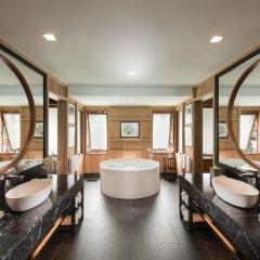 Отель Conrad Bora Bora Nui ванная