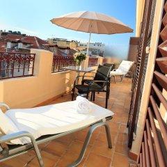Best Western Plus Hotel Massena Nice балкон