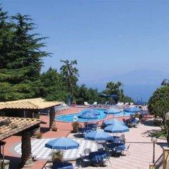 Grand Hotel Hermitage & Villa Romita пляж фото 2