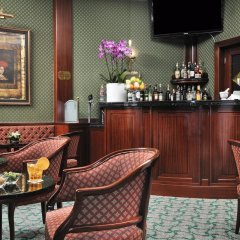 Hotel Mecenate Palace гостиничный бар