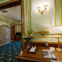 Grand Hotel Wagner интерьер отеля фото 2