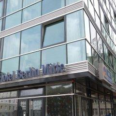 Отель Best Western Hotel Berlin Mitte Германия, Берлин - 2 отзыва об отеле, цены и фото номеров - забронировать отель Best Western Hotel Berlin Mitte онлайн балкон