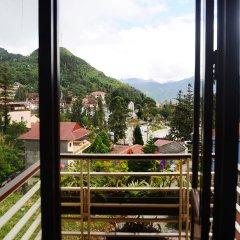 Отель Sapa Elegance Шапа балкон