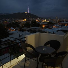 Отель Gureli Тбилиси балкон