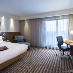 Отель Hampton by Hilton Gdansk Airport комната для гостей фото 4