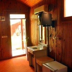 Отель Dream Park Bungalov Otel удобства в номере