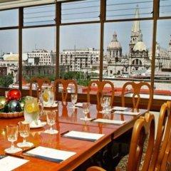 Отель De Mendoza Гвадалахара помещение для мероприятий