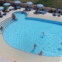 Отель Ninos On The Beach Корфу спортивное сооружение
