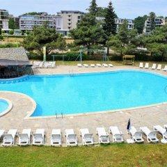 Отель Continental - Happy Land Hotel Болгария, Солнечный берег - отзывы, цены и фото номеров - забронировать отель Continental - Happy Land Hotel онлайн бассейн фото 2