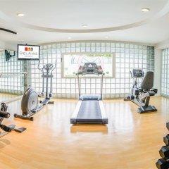 Отель BelAire Bangkok Бангкок фитнесс-зал фото 4
