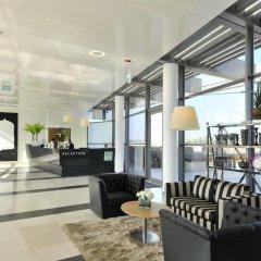 Отель West All Suite Boutique Tel Aviv интерьер отеля