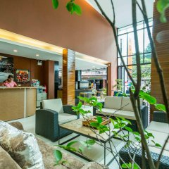 Отель Moxi Boutique Патонг интерьер отеля