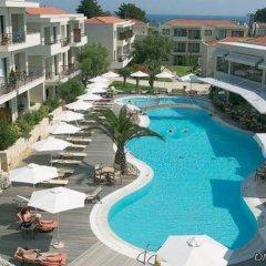Отель Renaissance Hanioti Resort Греция, Ханиотис - отзывы, цены и фото номеров - забронировать отель Renaissance Hanioti Resort онлайн балкон