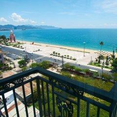 Boss Hotel Nha Trang Нячанг балкон