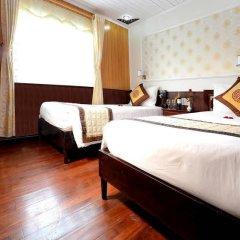 Отель Marguerite Cruises Вьетнам, Халонг - отзывы, цены и фото номеров - забронировать отель Marguerite Cruises онлайн комната для гостей фото 3