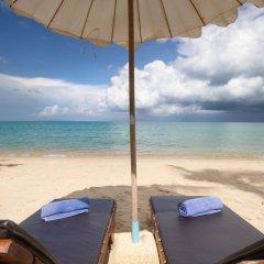 Отель Anahata Resort Samui (Old The Lipa Lovely) пляж фото 2