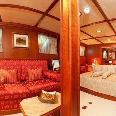 Отель Seagull II Static Charter комната для гостей фото 4