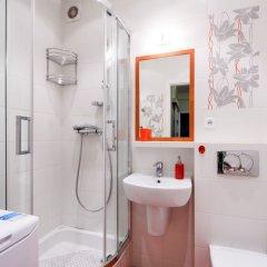 Апартаменты P&O Apartments Plac Willsona ванная