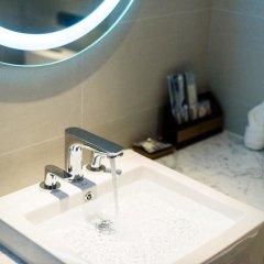 Отель Lavade Hotel Gz Railway Station Branch Китай, Гуанчжоу - отзывы, цены и фото номеров - забронировать отель Lavade Hotel Gz Railway Station Branch онлайн ванная фото 2
