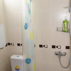 Апартаменты Optima Apartments Avtozavodskaya Москва ванная