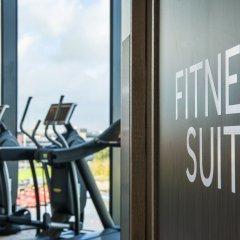 Genting Hotel фитнесс-зал