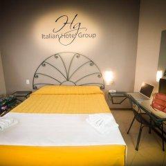 Hotel Europa Реггелло комната для гостей