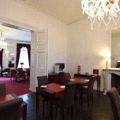 Hans Memling Hotel питание фото 3