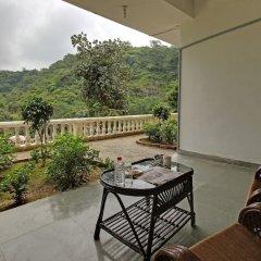 Отель Mana Kumbhalgarh балкон