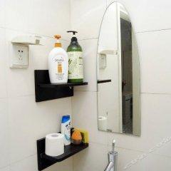 Отель Meiru Rujia Hotel Apartment Китай, Гуанчжоу - отзывы, цены и фото номеров - забронировать отель Meiru Rujia Hotel Apartment онлайн ванная