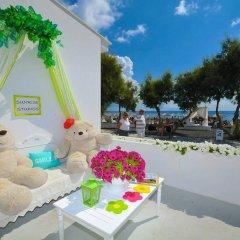 Отель Sunrise Studios Греция, Остров Санторини - отзывы, цены и фото номеров - забронировать отель Sunrise Studios онлайн балкон