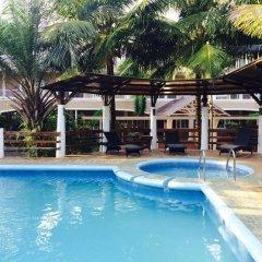 Отель Altheas Place Palawan Филиппины, Пуэрто-Принцеса - отзывы, цены и фото номеров - забронировать отель Altheas Place Palawan онлайн бассейн фото 2