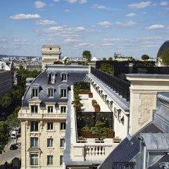 Отель The Peninsula Paris Франция, Париж - 1 отзыв об отеле, цены и фото номеров - забронировать отель The Peninsula Paris онлайн балкон
