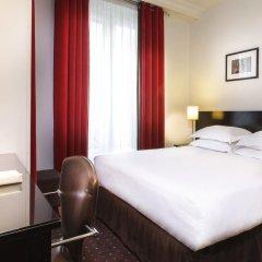 Отель Albe Saint Michel Париж комната для гостей