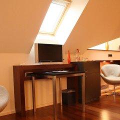 987 Design Prague Hotel удобства в номере