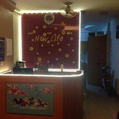 Отель New Life Ханой интерьер отеля