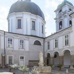 Отель Gästehaus Im Priesterseminar Salzburg Зальцбург фото 18