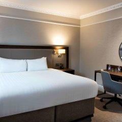 Отель Hilton Edinburgh Carlton комната для гостей фото 10