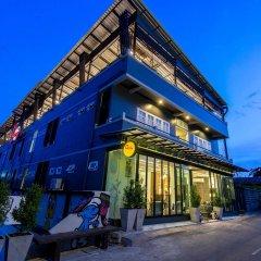Отель Orbit Key Hotel Таиланд, Краби - отзывы, цены и фото номеров - забронировать отель Orbit Key Hotel онлайн вид на фасад